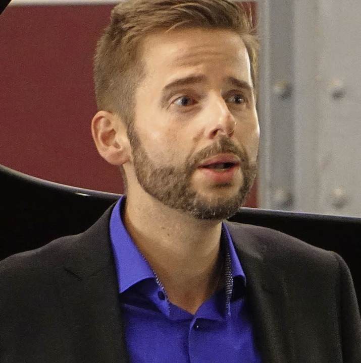 Daniel Johannsen   | Foto: Frey