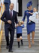 Kate und William besuchen Kanada