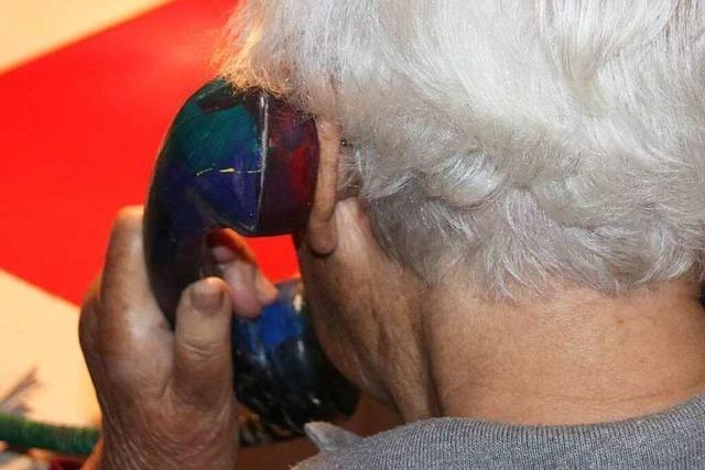 Polizei warnt vor Enkeltrickbetrügern in Freiburg und Umgebung