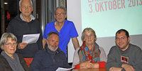 Fl�chtlingstrag�die Lampedusa: Szenische Lesung im Quartierstreff 20 in Kirchzarten
