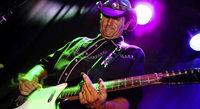 Blues, Slide-Gitarrenspiel in der Besetzung Ray Fuller, Myke Rock und Dave Schoepke