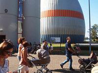 Fotos: Tag der offenen T�r in der Kl�ranlage des Zweckverbands Breisgauer Bucht
