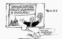 """""""... w�re dies das Mindeste, Herr Putin!"""""""