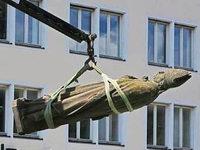 Freiburgs Stadtpatron am M�nster ist nicht zu retten