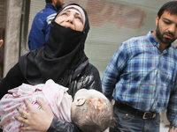 Putins Bomber am syrischen Himmel