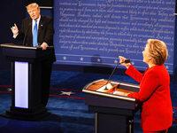 St�rken, Schw�chen, H�hepunkte: So lief die TV-Debatte