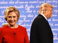 Fotos: Das erste TV-Duell der US-Pr�sidentschaftskandidaten