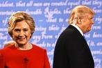 Fotos: Das erste TV-Duell der US-Präsidentschaftskandidaten