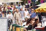 Fotos: Kenzinger Herbstmarkt lockt viele Besucher an