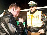 500 Euro Kaution: Alkohol am Steuer in L�rrach