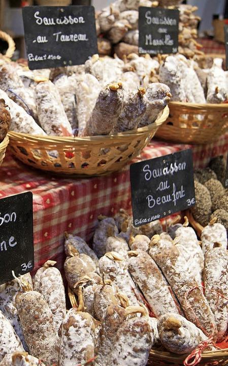 Ihren Gaumen verwöhnen die Besucher bei den Journées d'Octobre.   | Foto: Expo Mulhouse