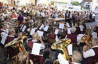 Zwiebelkuchenfest der Vereinsgemeinschaft lockte viele G�ste an
