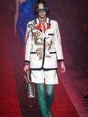 Fotos: So pomp�s war die Mail�nder Fashion Week