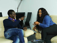 """Premiere des deutsch-nigerianischen Films """"Zero Deal"""""""