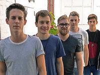 Deutscher Indie-Pop von der L�rracher Band HandinHand