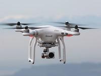 Ultraleichtflieger st��t fast mit Drohne zusammen