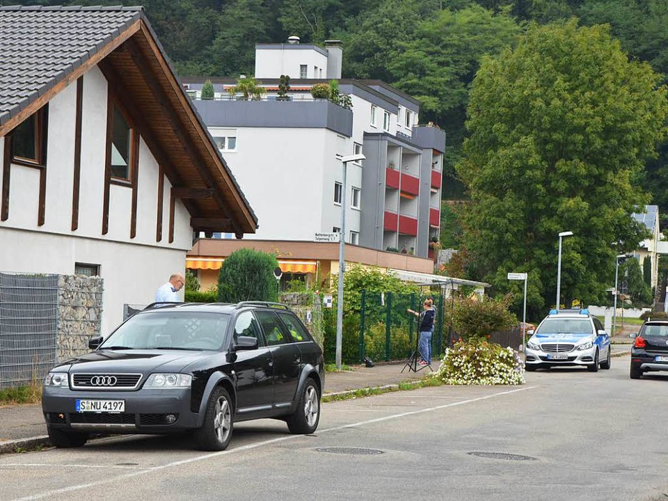 Der Tatort befindet sich in der Degerfelder Nettenbergstraße.  | Foto: Ingrid Böhm-Jacob