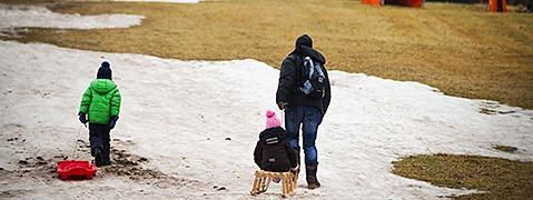 Studie: Immer weniger Schneetage - auch im Schwarzwald