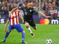 0:1 bei Atl�tico – Bayern kann in Spanien nicht gewinnen