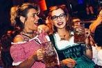 Fotos: So wei�-blau wird beim Ganter Oktoberfest gefeiert
