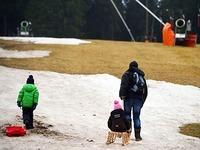 Immer weniger Schneetage - auch im Schwarzwald