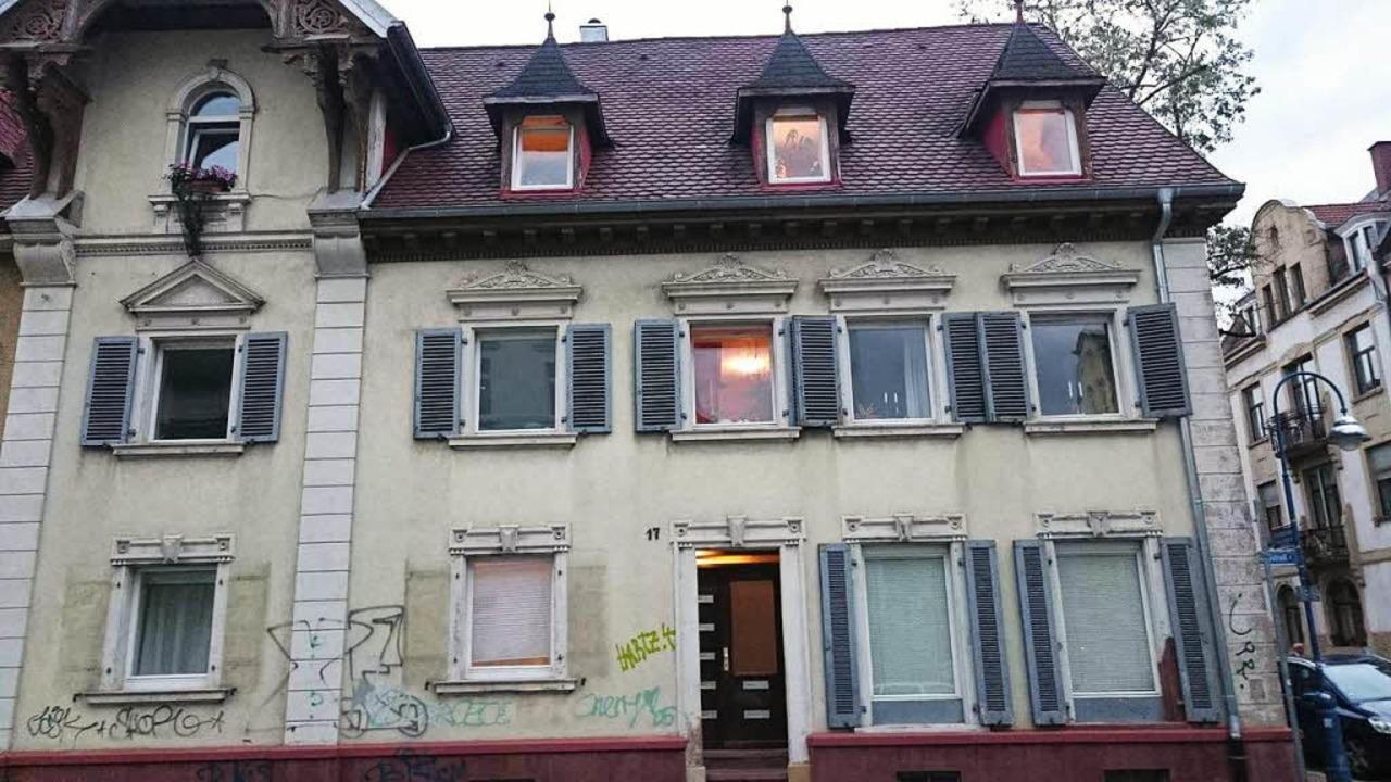 Rückendeckung fürs Baurechtsamt in Sachen Graffitihaus - Freiburg ...