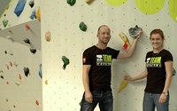 L� bloc bietet Klettern ohne Kletterseil