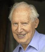 Alfred B�sch feiert seinen 100. Geburtstag - mit einem gro�en Fest und einer Wanderung
