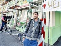 Wandbild in Freiburg wird zum Politikum