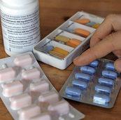 Bedenklicher Pillenmix