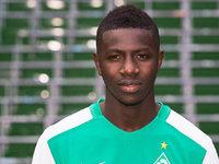 Fl�chtling Manneh will bei Werder zum Star werden