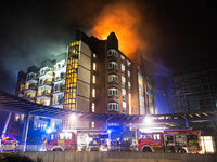 Bochumer Krankenhaus brennt – Zwei Menschen sterben