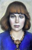 Leben und Werk der russischen Dichterin Marina Zwetajewa im L�rracher Dreil�ndermuseum