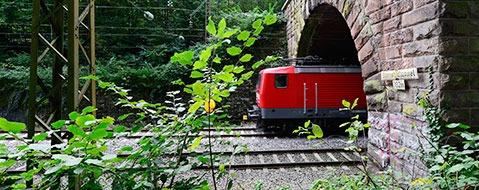 Feuerwehr moniert Sicherheitsprobleme an H�llentalbahn