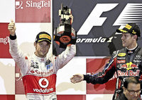 Formel 1-Champion Jenson Button kündigt eine Pause an