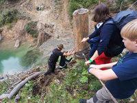�sterreich: Wildbachtrail in Fendels