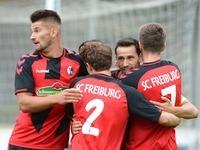 SC Freiburg II siegt nach Traumstart mit 2:0