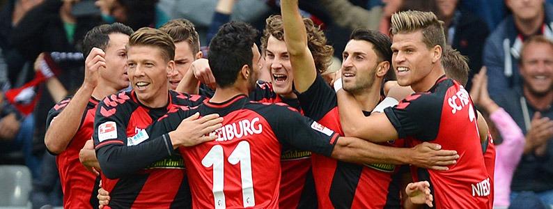 Dritter Heimsieg in Folge: SC Freiburg bezwingt Eintracht Frankfurt mit 1:0