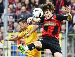 Die Fotos zum Spiel: Freiburg besiegt Frankfurt 1:0