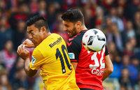 SC gegen Frankfurt: Freiburger Spieler in der Einzelkritik