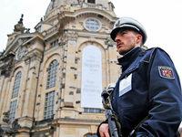 Wie Dresden versuchte, den Tag der deutschen Einheit zu feiern