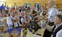 Orchestergemeinschaft Seepark veranstaltet ein ganz bodenst�ndiges Vereins-Oktoberfest im B�rgerhaus