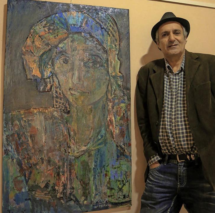 """Jacques Jacobi zeigt bis zum 26 Januar...tto """"Die Kunst zu sehen"""".     Foto: Sandra DEcoux-Kone"""