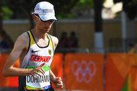 Geher Carl Dohmann aus Freiburg gewinnt deutsche Meisterschaft
