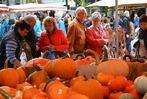 Zweit�giges Herbstfest von Pro L�rrach mit K�rbismarkt