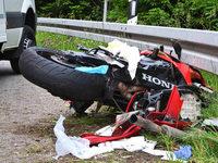 Fast doppelt so viel Tote im Motorradrevier Schwarzwald