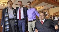 Vier Bewerber f�r die Nachfolge von Gernot Erler haben sich vorgestellt