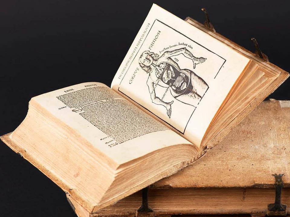 Wertvoll und mehr als 500 Jahre alt: I...g, die Achim Käflein fotografiert hat.  | Foto: Achim Käflein