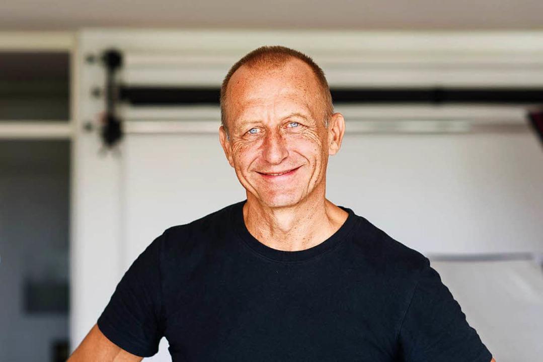 Der Fotograf Achim Käflein  | Foto: Achim Käflein