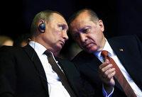 Putin und Erdogan: Wieder gute Freunde